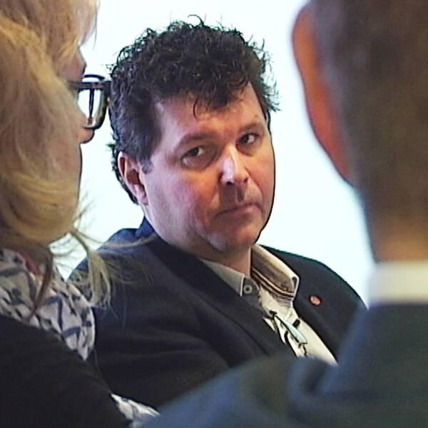 Landstingsrådet Peter Olofsson (S)