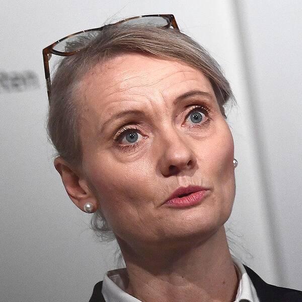Karin Tegmark Wisell, avdelningschef, Folkhälsomyndigheten