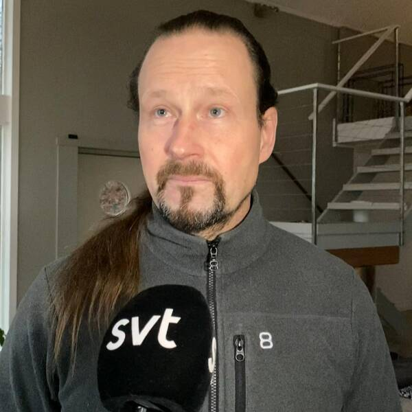 professor Fredrik Nyström Linköpings universitet
