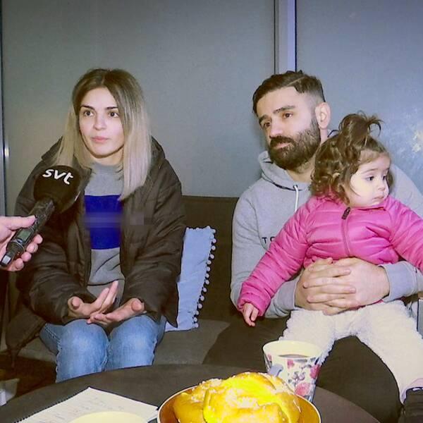 Domen i Migrationsdomstolen säger att Zozan Buyuk ska utvisas. Hör henne berätta mer i klippet.