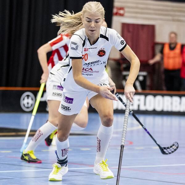 Rönnbys Jonna Sjögren.