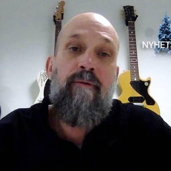 Sweden rock, vd Mats Natvig