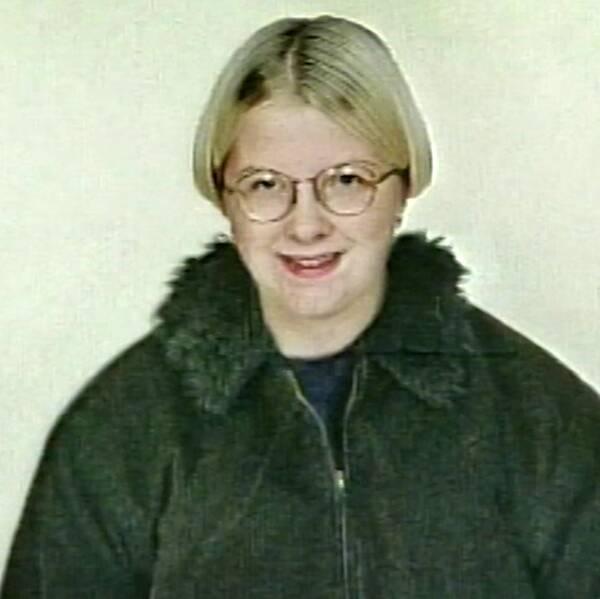 gammal porträttbild på Malin Lindström