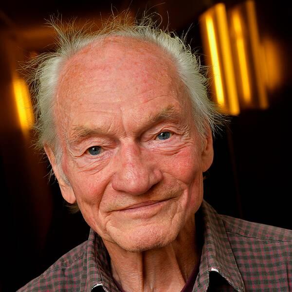 Helena Bergström tycker att Tord Peterson är en av våra legendariska skådespelare.