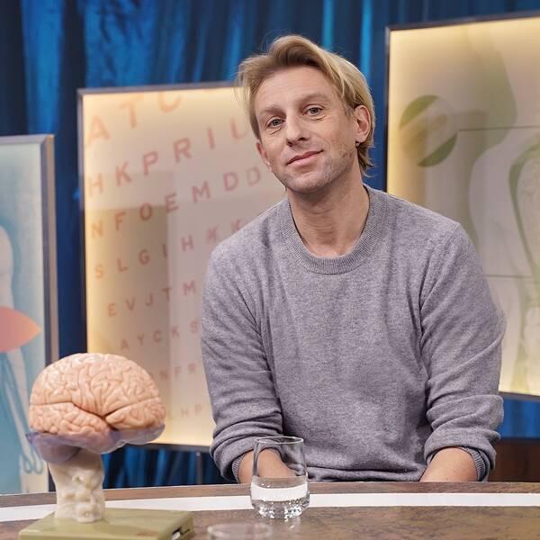 Mats Börjesson, professor i idrottsfysiologi, och Anders Hansen, läkare och psykiatriker.