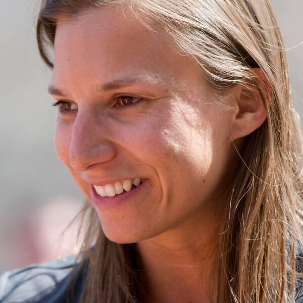 Simona de Silvestro är klar för Indy500