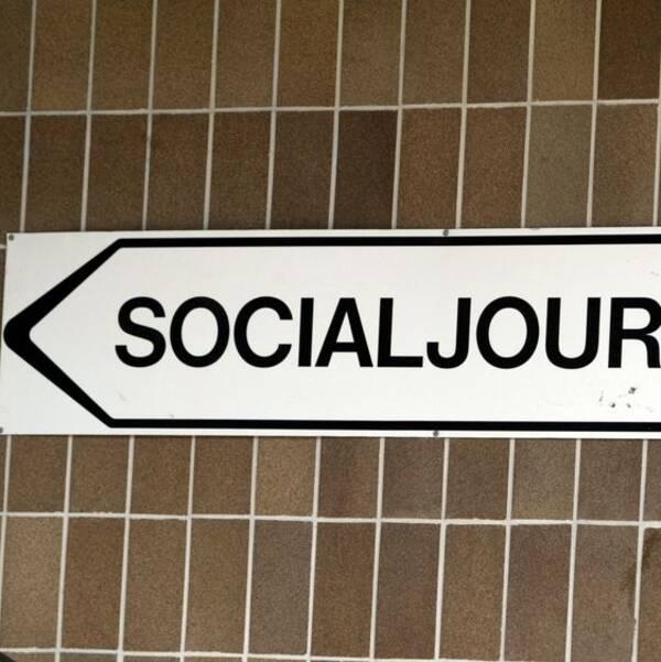 skylt socialjouren
