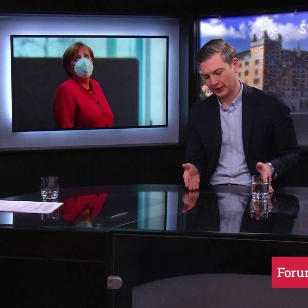 Programledare Niklas Svensson och EU-reporter Christoffer Wendick samtalar om EU:s utmaningar under våren.