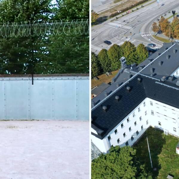 Fängelset i Karlskrona, Vita Briggen