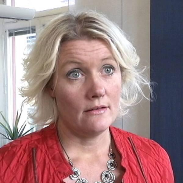 Lena Baastad (S), kommunstyrelsens ordförande Örebro