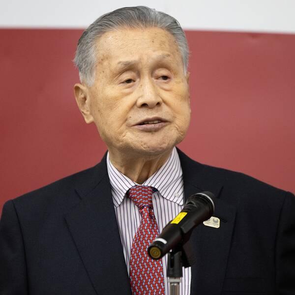 Yoshiro Mori ber om ursäkt för sin kommentarer.
