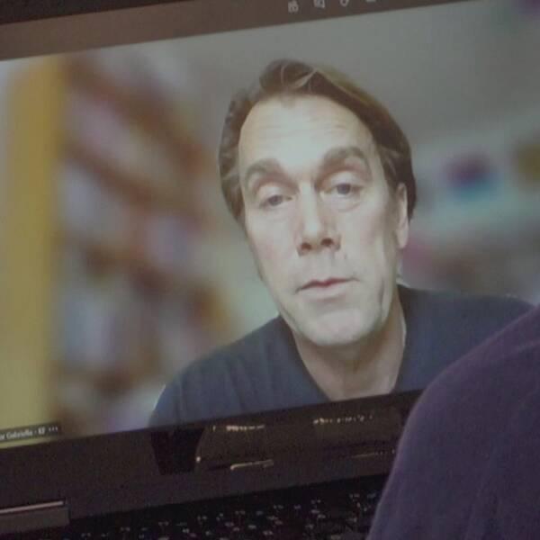 """Dan Jönsson är kritisk till vad han kallar för Moderna museets """"Stockholmsfixering""""."""
