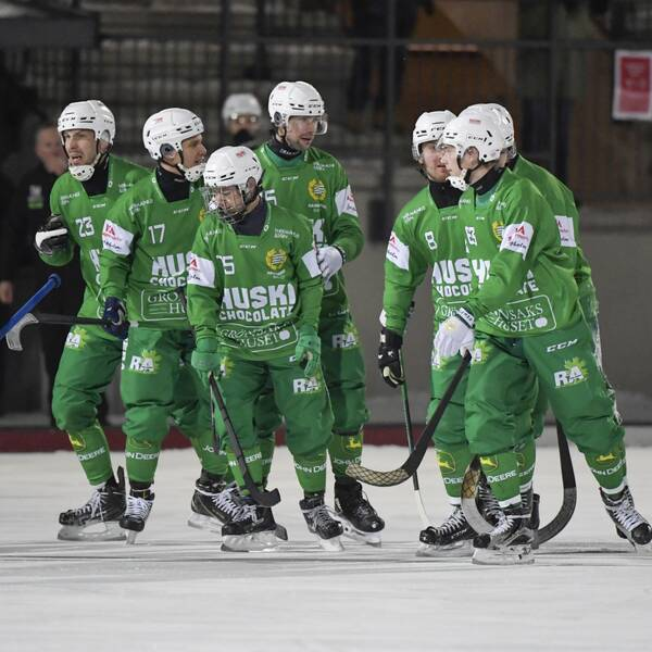 Hammarby tog en viktig seger i jakten på slutspel.