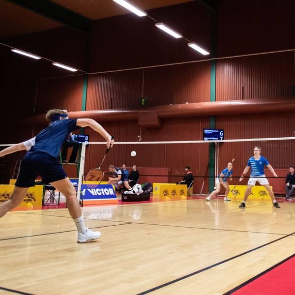 Badmintonligan kommer inte starta som planerat 22 februari, arkivbild.