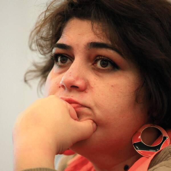Journalisten Khadija Ismayilova.