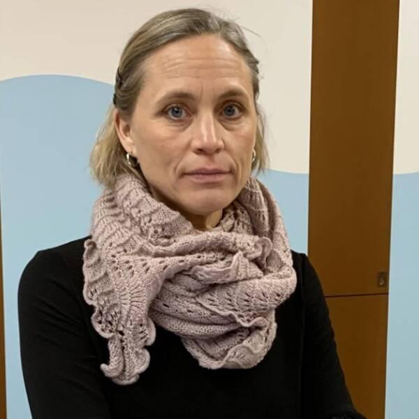 Maria Löfgren är biträdande smittskyddsläkare i Region Halland.