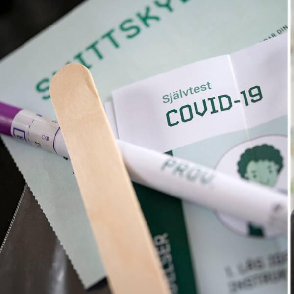 Efter sportlovsveckan har region Kalmar sett en markant ökning i både antalet bokade egentester för covid-19 – och i andelen positiva i nästan samtliga åldersgrupper.