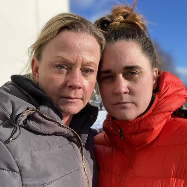 Hör Margareta Larssons och Elenor Idhs reaktion på domen efter Sörforsolyckan.