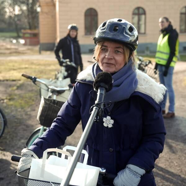 Elisabeth Westman är projektledare för NTF Västmanland.