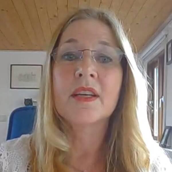 Karin Hesselgard är närsjukvårdschef på Region Halland.