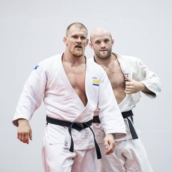 Joakim Dvärby och Marcus Nyman jagar OS-platser