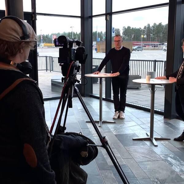 – Ingenstans i landet känns pandemin handelsmässigt så hårt som längs gränsen mot Norge, säger Mats Hedenström som är näringspolitisk chef i Svensk handel.