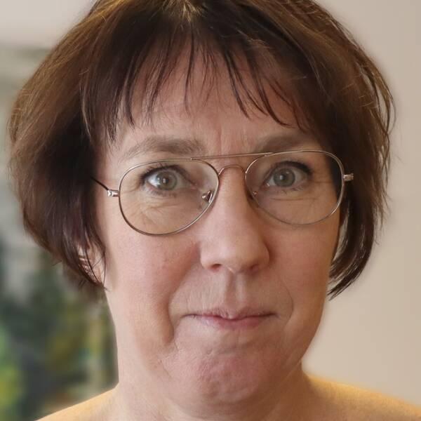 Karin Sellgren vaccinationssamordnare vid Region Västernorrland.