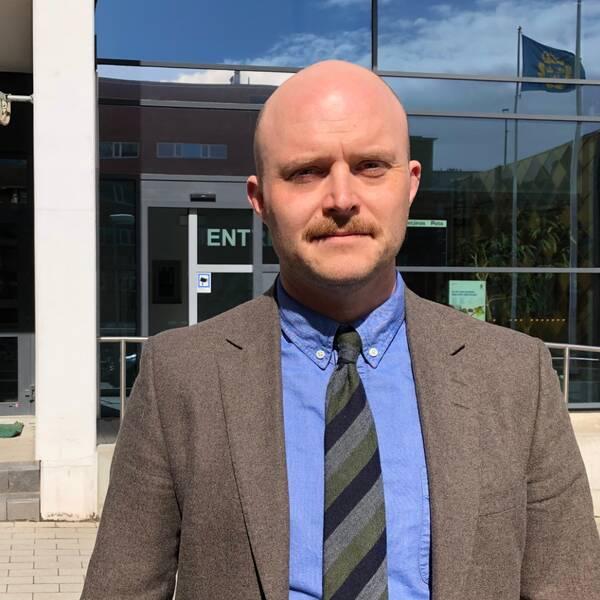Kammaråklagare Henrik Kindlund.