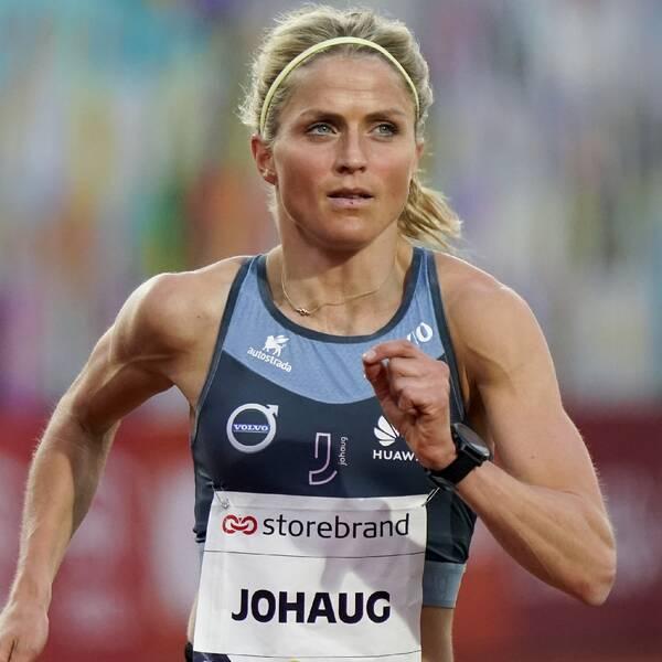 Therese Johaugs träningsläger krockar med det nya datumet för Bislett.