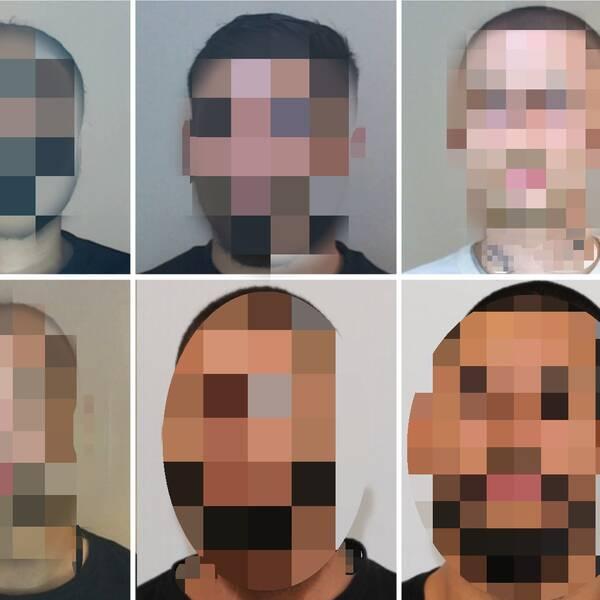 gängmord misstänkta norrköping