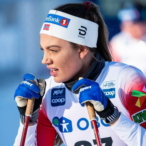 Kristine Stavås Skistad.