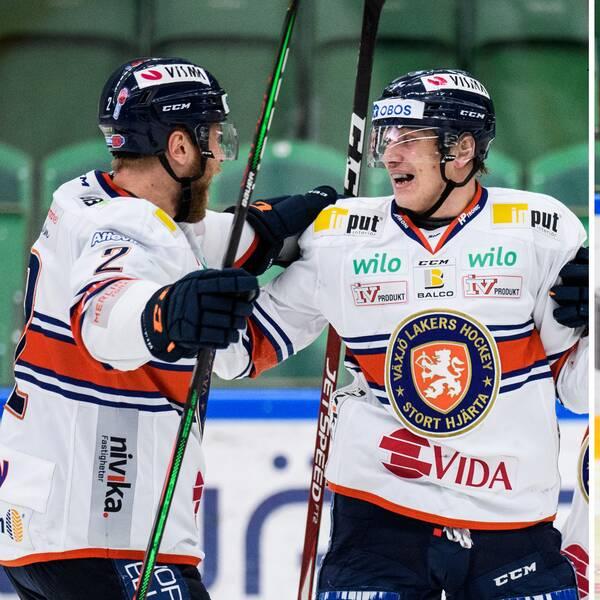 Växjö är en seger från SM-guldet.