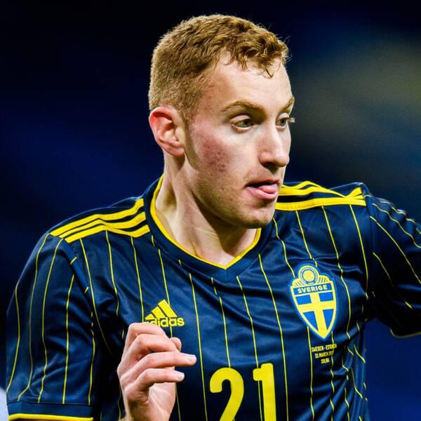 Dejan Kulusevski är laddad inför EM i sommar.