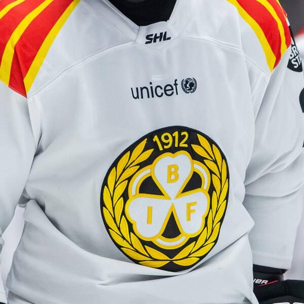 Unicef bryter samarbetet med Brynäs IF.