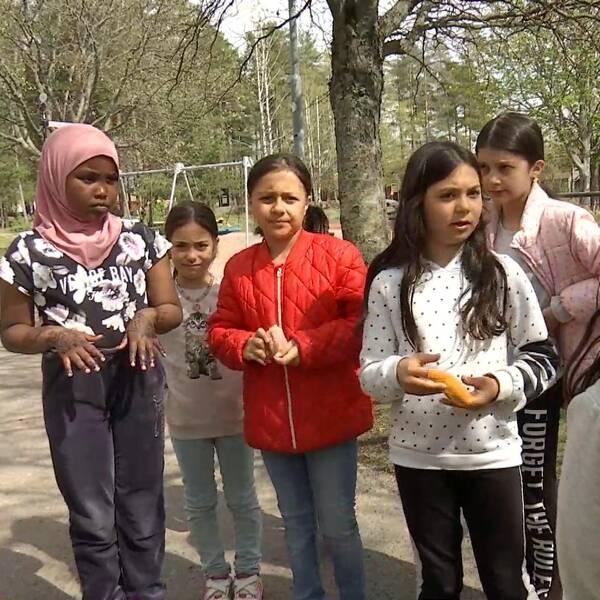 Hör några av de boende på Kronoparken i Karlstad berätta om hur de kommer fira i år.