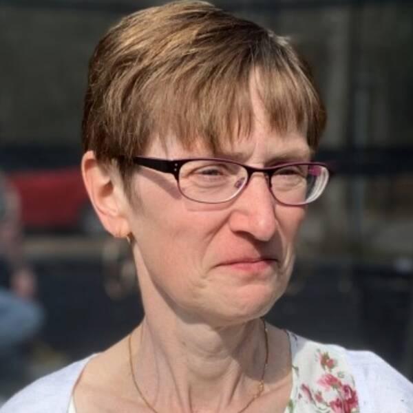 Maria Norrman är ordförande i RBU Halland.