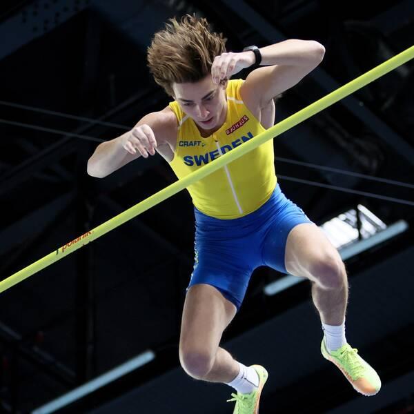 Armand Duplantis är självsäker inför OS.