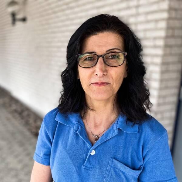 Evin Hajo, undersköterska och tolk