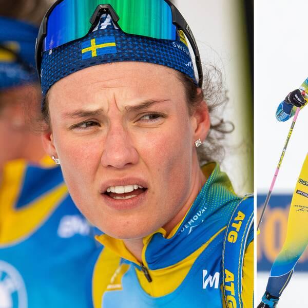Hanna Öbergs form var svagare i säsongsavslutningen i Östersund. Lärdomar har dragits så att hon ska slippa dippar under nästa säsong.