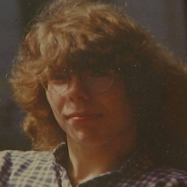 Försvunne 18-åringen Olle Högbom.
