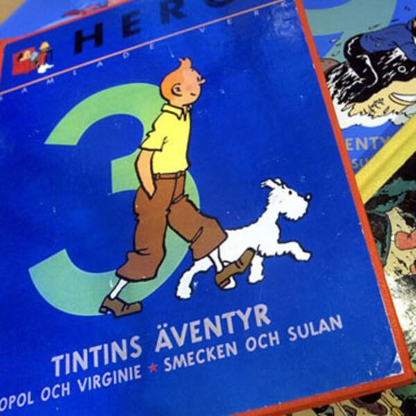 """Kitimbwa Sabuni från Afrosvenskarnas riksförbund kallar Tintin-vändan på Kulturhuset för """"den vita tyckarelitens makt över Sveriges offentliga samtal""""."""