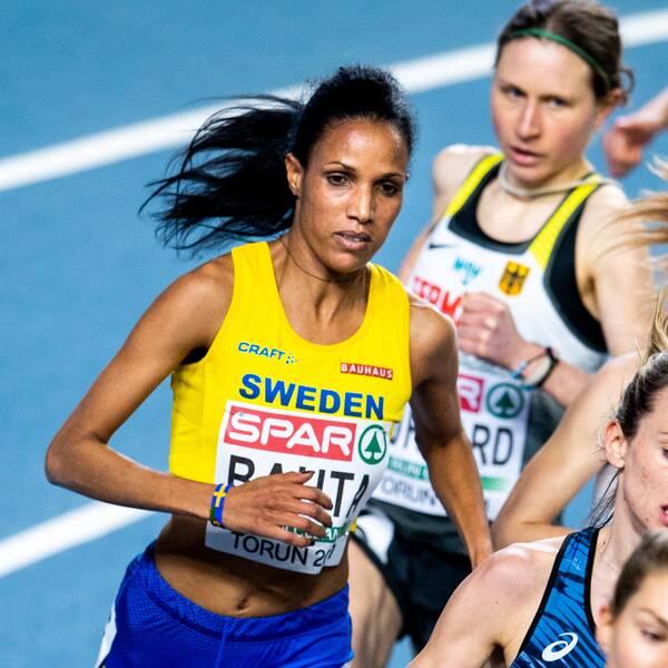Meraf Bahta är en av svenskarna som fått en OS-biljett.