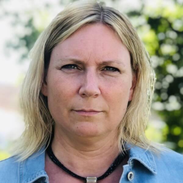 Bild på Marlene Jörhag (KD), kommunalråd.