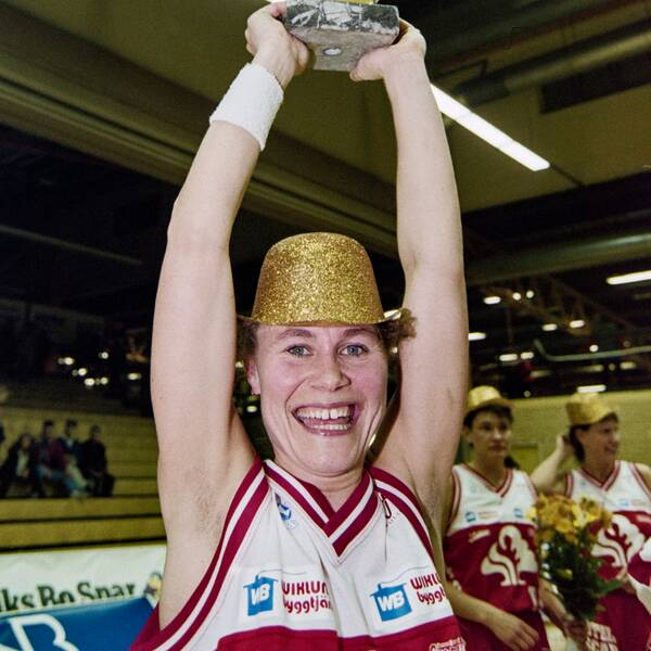 Frida Eldebrink och Kicki Johansson.