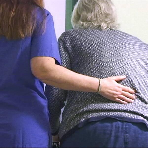 Vaccinationskrav inom äldrevården.