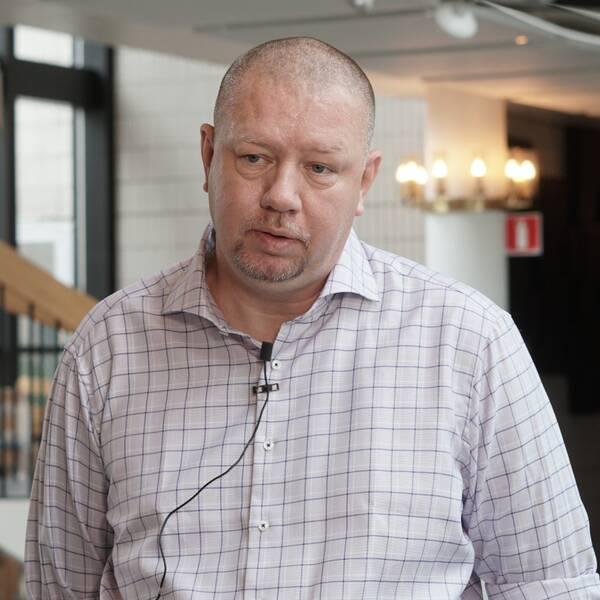 Roger Fredriksson.