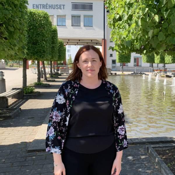 Cecilia Andersson Mårdh, utbildningskoordinator vid Örebro universitet.