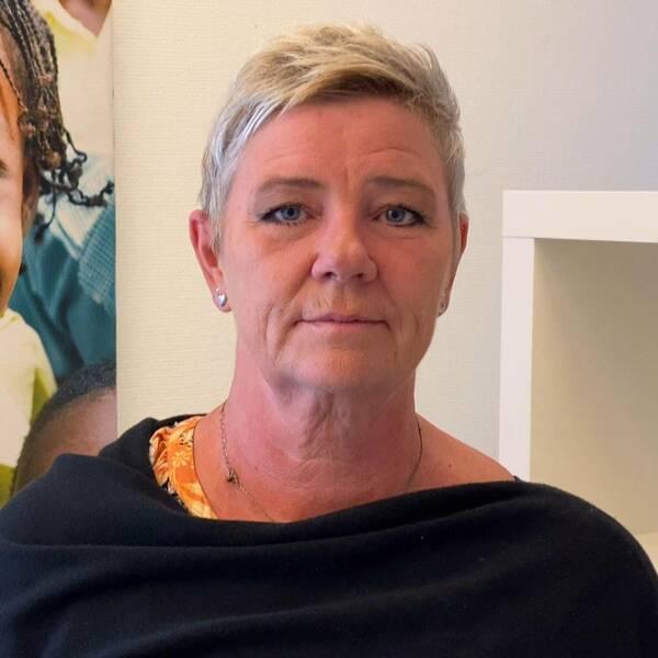 Ulrika Kallin Eriksson, verksamhetschef på Hoppets stjärna.