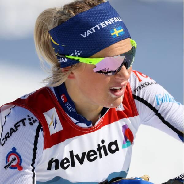 """Landslagsläkaren Per """"Pliggen"""" Andersson uttalar sig om Frida Karlssons skada."""