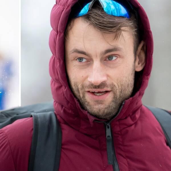 Petter Northug pikar Sverige inför Trollhättan.